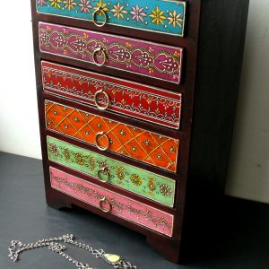 mehandi jewellery box