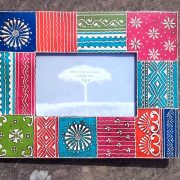 Indian photo frame