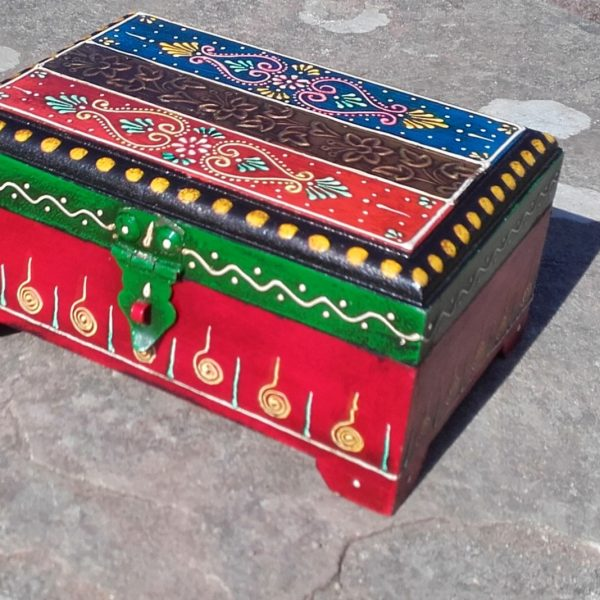 indian jewelry box