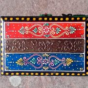 indian wooden jewellery box