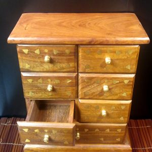 Sheesham wood drawers (1)