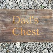 Dads chest