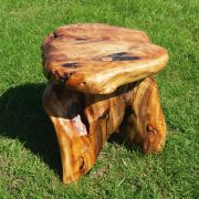 root wood stool 3