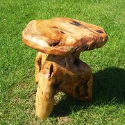 root wood stool 4