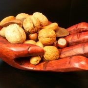 Wooden Hand bowl 4