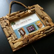 Driftwood picture frame